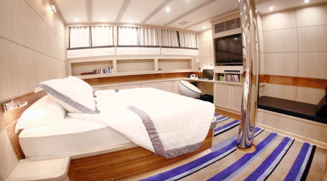 Luxury Gulet Yacht for charter That's Life pic 10