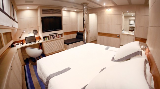 Luxury Gulet Yacht for charter That's Life pic 11