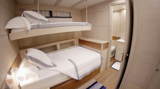 Luxury Gulet Yacht for charter That's Life pic 17