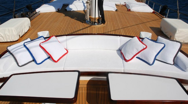 Luxury Gulet Yacht for charter That's Life pic 21