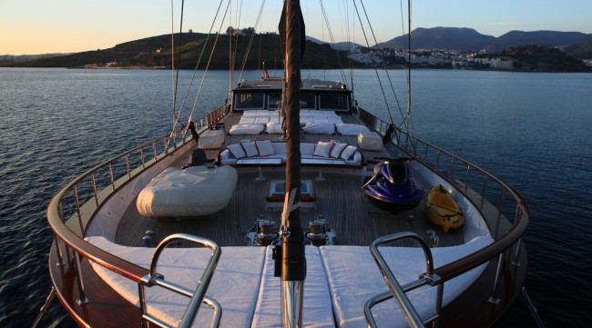 Luxury Gulet Yacht for charter That's Life pic 22
