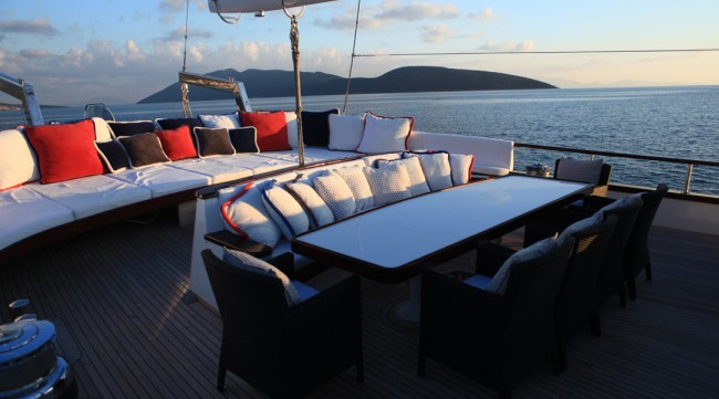 Luxury Gulet Yacht for charter That's Life pic 23