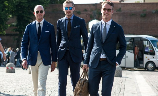 The Best Looks Street Styles from Pitti Uomo 88