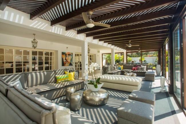 5-bedroom beach villa Marbella 06