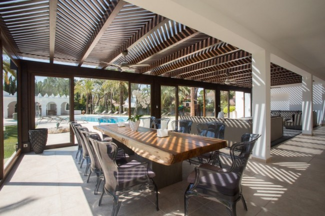 5-bedroom beach villa Marbella 09