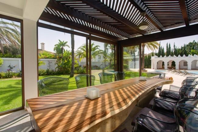 5-bedroom beach villa Marbella 12