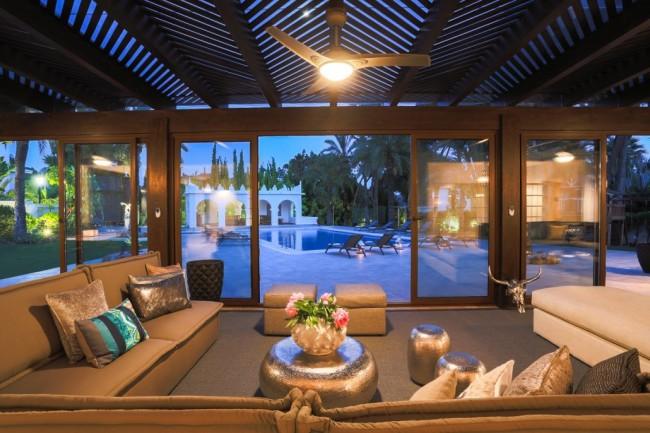 5-bedroom beach villa Marbella 21