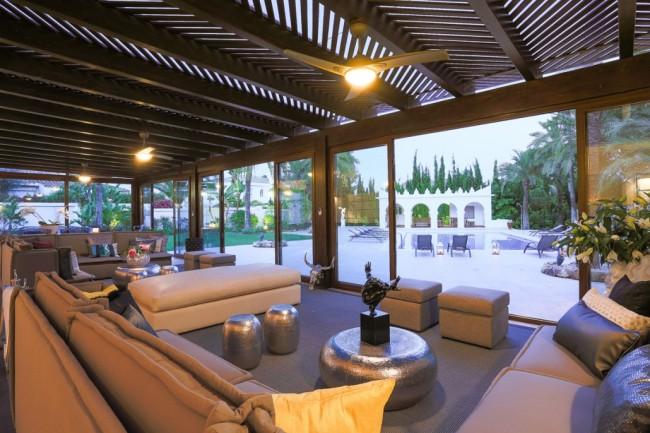 5-bedroom beach villa Marbella 22