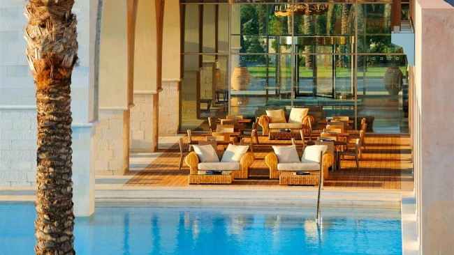 Blue Palace Resort and Spa Greece 10