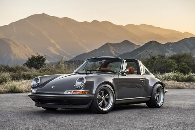 Singer Porsche 911 Targa pic 01