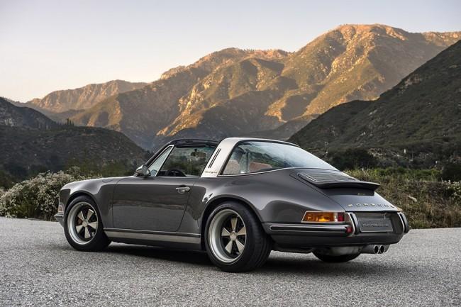 Singer Porsche 911 Targa pic 03