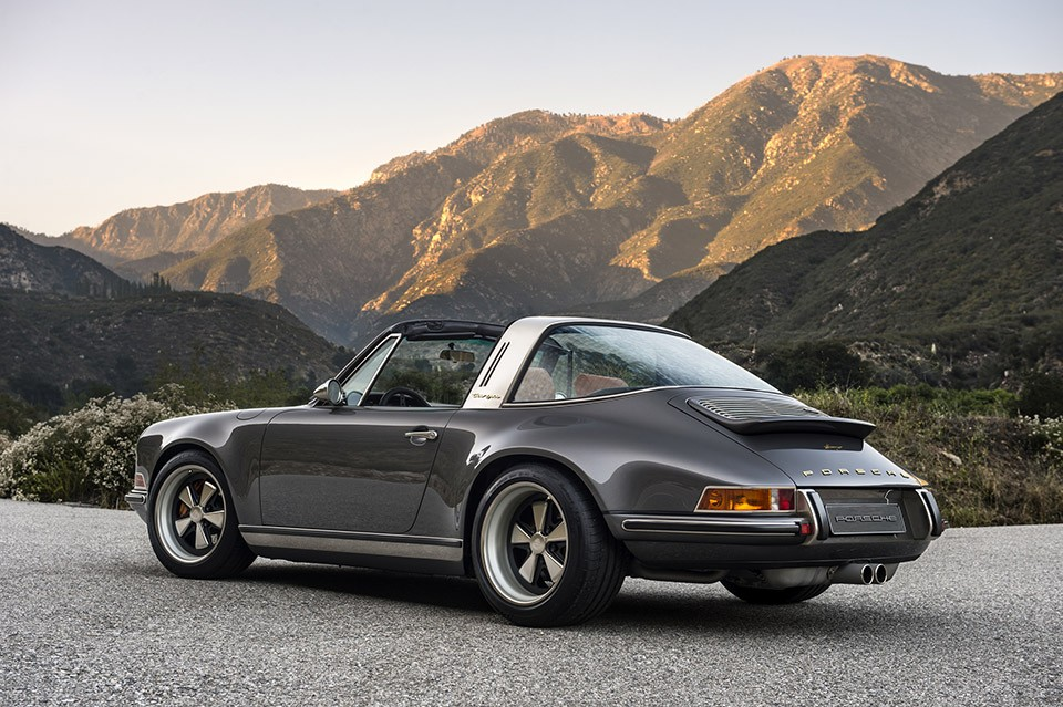 the singer porsche 911 targa by singer design blog purentonline. Black Bedroom Furniture Sets. Home Design Ideas