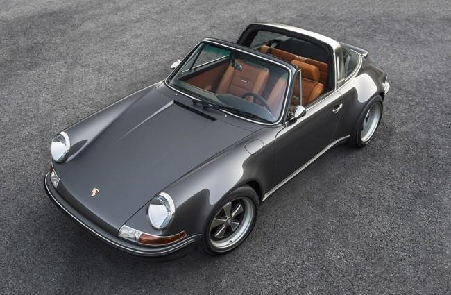 Singer Porsche 911 Targa pic 04