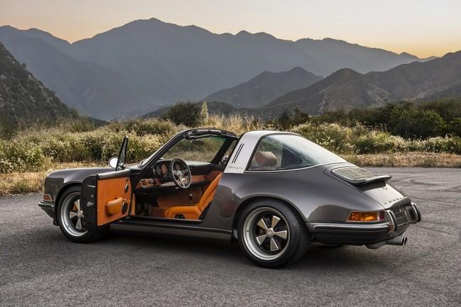 Singer Porsche 911 Targa pic 05