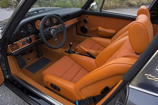 Singer Porsche 911 Targa pic 11