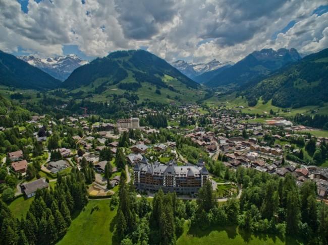 The Alpina Gstaad 03