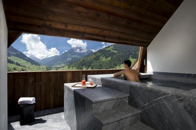 The Alpina Gstaad 12