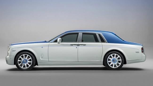 Rolls Royce Phantom Nautica Edition 01