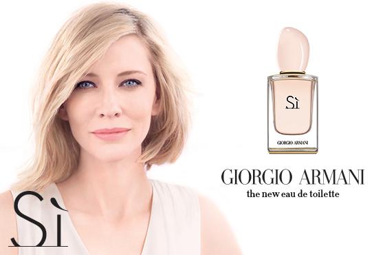 Si Eau de Parfum by Giorgio Armani