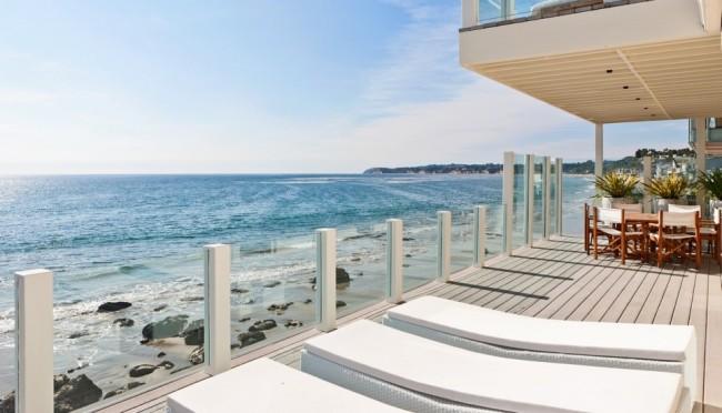 4-Bedroom Beach House Villa in Malibu pic 02