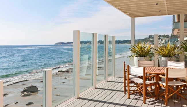 4-Bedroom Beach House Villa in Malibu pic 03