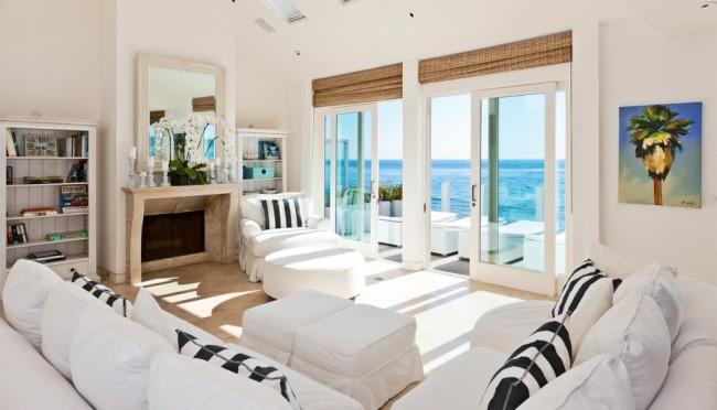 4-Bedroom Beach House Villa in Malibu pic 07