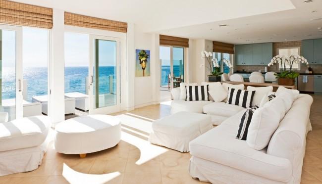 4-Bedroom Beach House Villa in Malibu pic 09