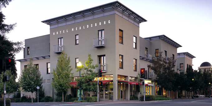 Hotel Healdsburg Sonoma Country 01