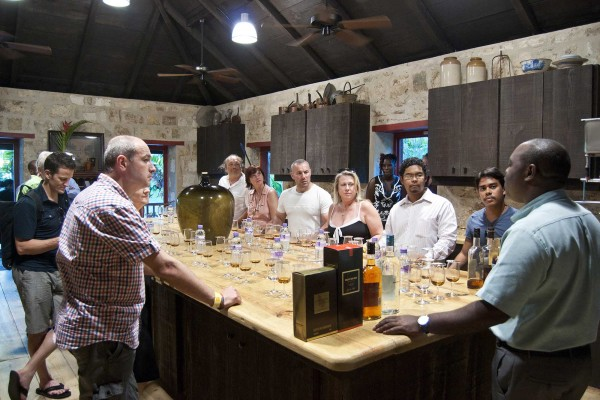 Barbados Food Wine and Rum Festival
