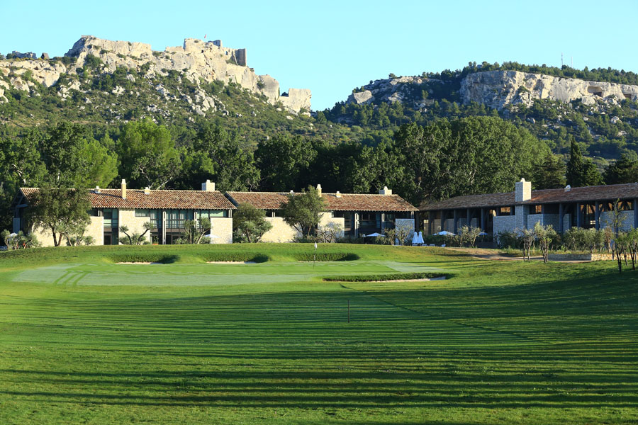 Les Baux De Provence Hotel
