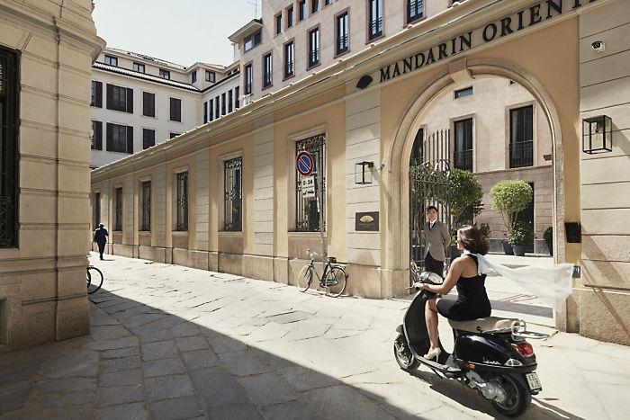Mandarin Oriental Milan Hotel pic 01