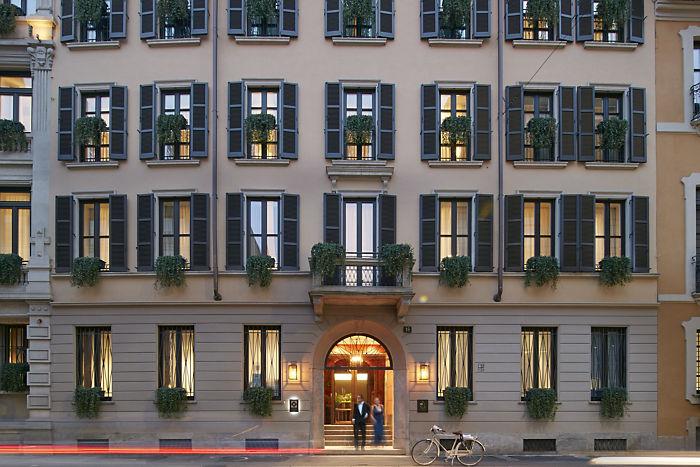Mandarin Oriental Milan Hotel pic 02