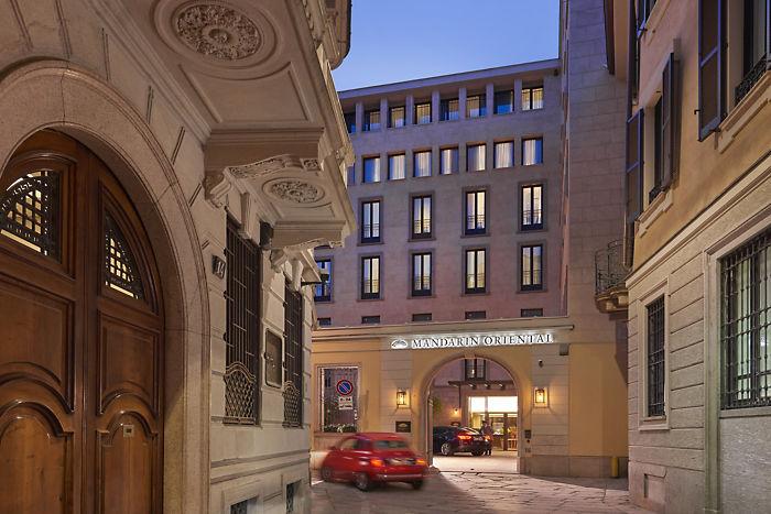 Mandarin Oriental Milan Hotel pic 03