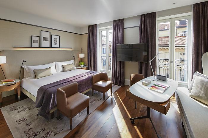 Mandarin Oriental Milan Hotel pic 06
