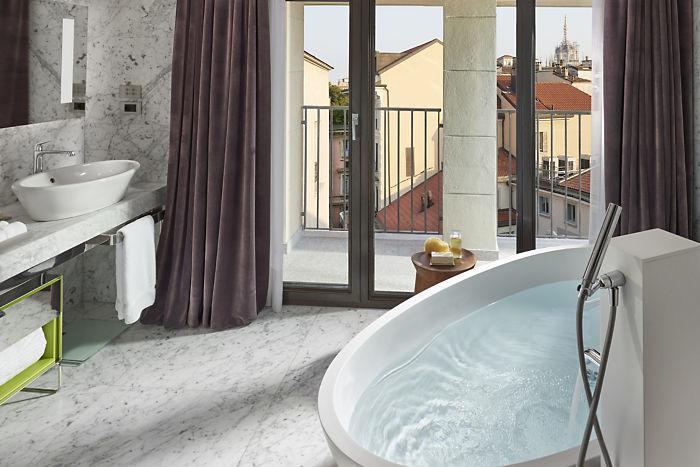 Mandarin Oriental Milan Hotel pic 07
