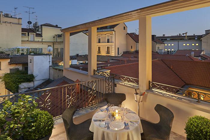 Mandarin Oriental Milan Hotel pic 09