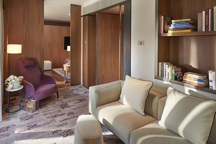 Mandarin Oriental Milan Hotel pic 11