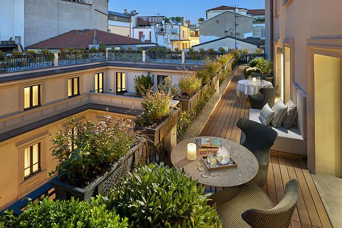 Mandarin Oriental Milan Hotel pic 12