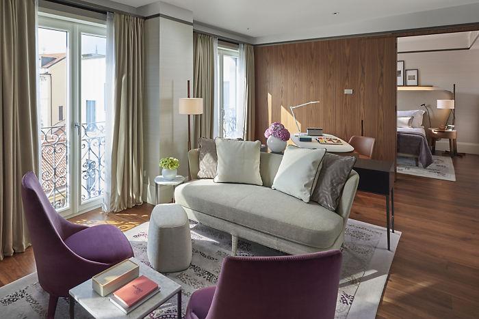 Mandarin Oriental Milan Hotel pic 13