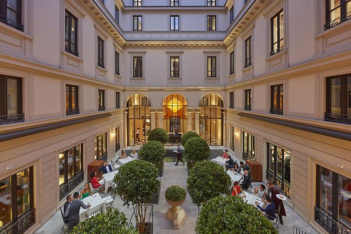 Mandarin Oriental Milan Hotel pic 17