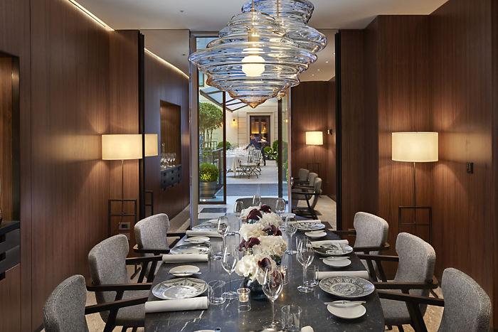 Mandarin Oriental Milan Hotel pic 19