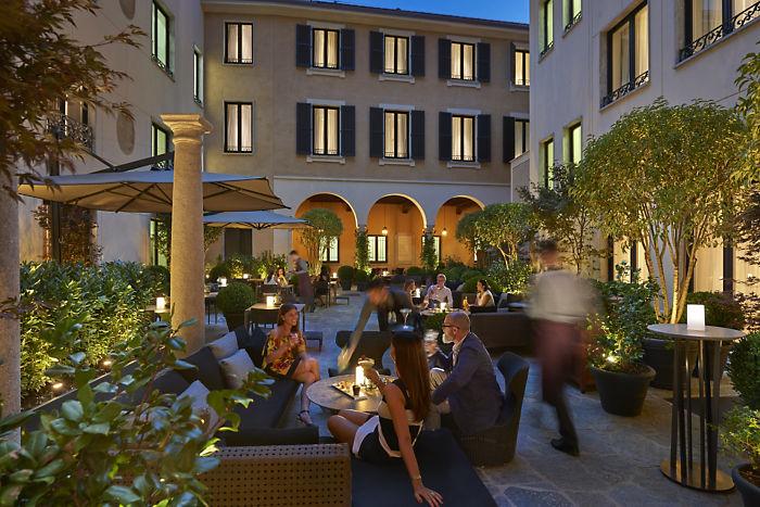 Mandarin Oriental Milan Hotel pic 23