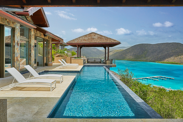 Reef House at Oil Nut Bay