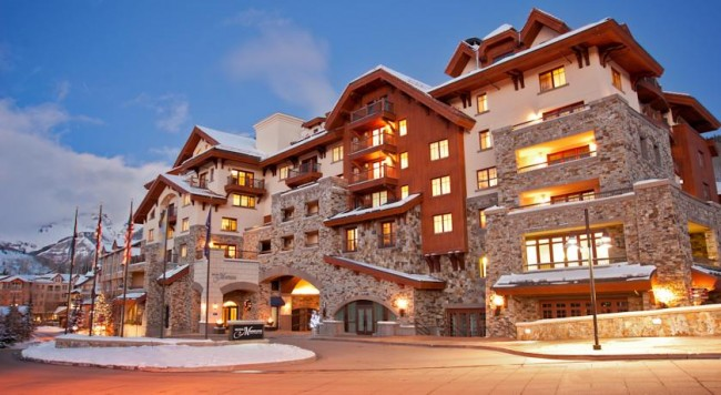 Madeline Hotel and Residences Telluride 01