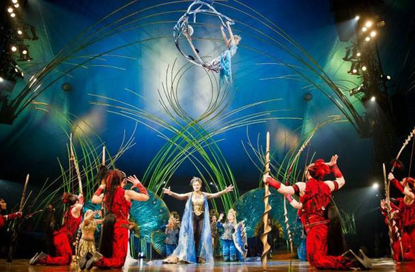 Amaluna Cirque du Soleil show