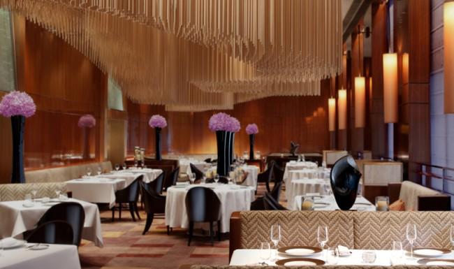 Amber Hong Kong restaurant