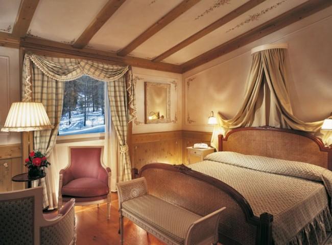 Cristallo Hotel Spa and Golf Dolomites italy 02