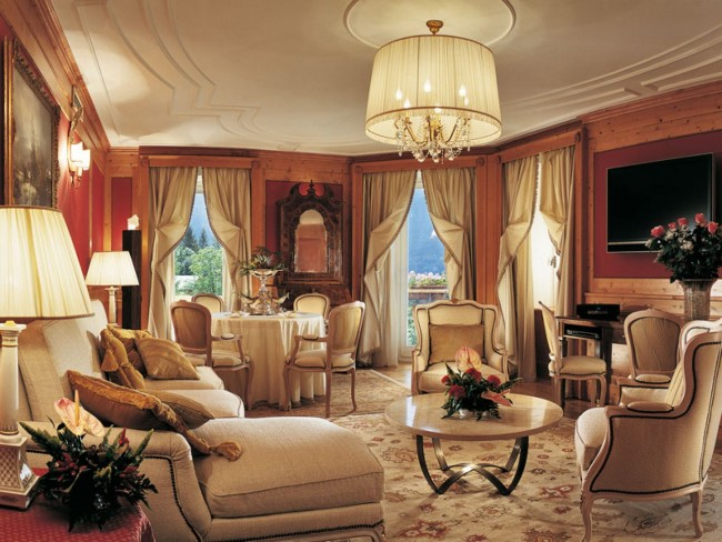Cristallo Hotel Spa and Golf Dolomites italy 08