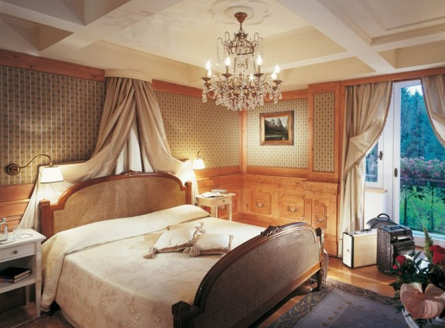 Cristallo Hotel Spa and Golf Dolomites italy 10