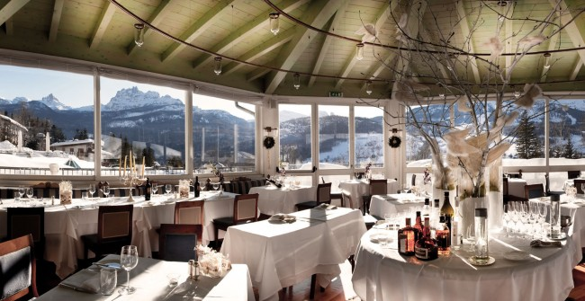 Cristallo Hotel Spa and Golf Dolomites italy 11